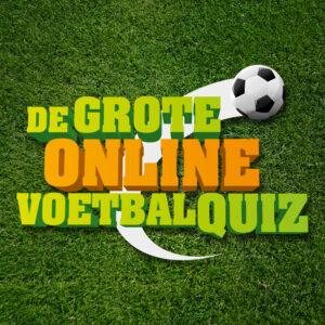 De Grote Online Voetbal Quiz