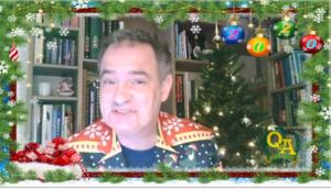 René van Steen Kerstquiz