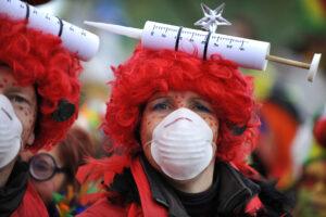 Carnaval Mondkapje